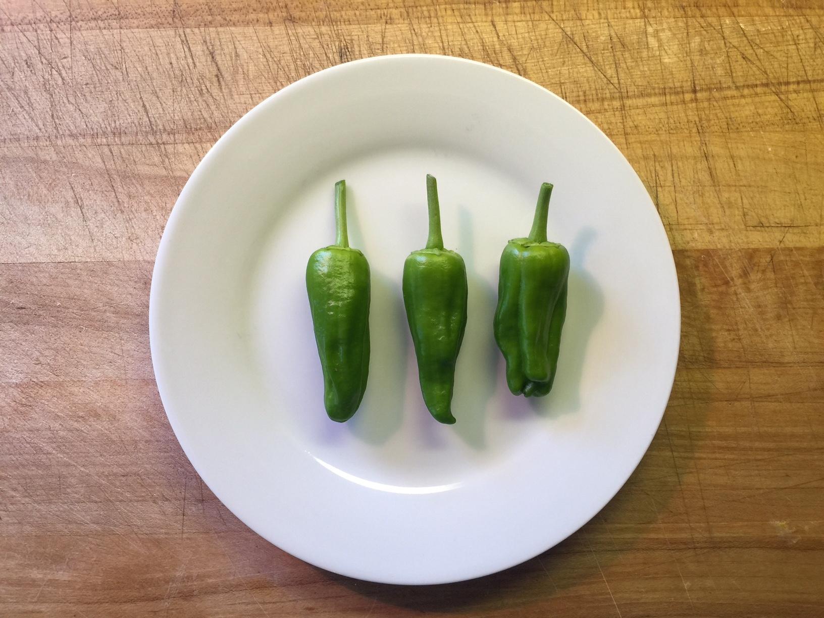 Raw Pimentos on a Plate 2.jpg